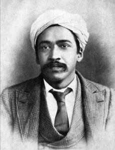Шри Ауробиндо, Барода, 1906